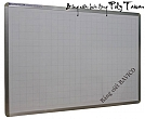 Poly Taiwan marker board size 80x120cm (more sizes)