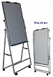 Office board - Flipchart with casters 120x120cm