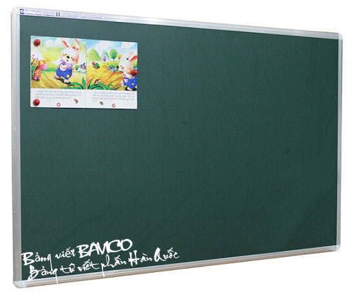 Magnetic chalk board 80x120cm