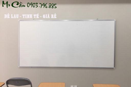Bảng trắng viết bút lông Poly Taiwan 80x120cm BTP-01 (Ảnh 3)