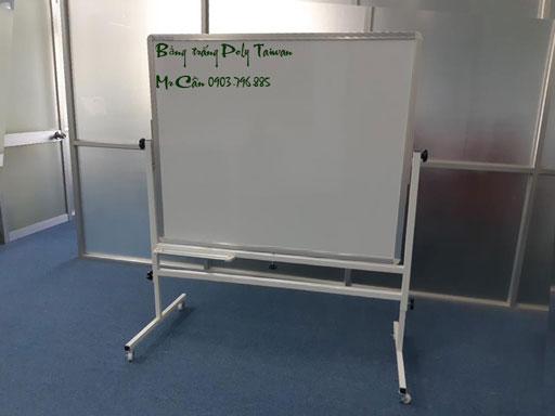 Bảng trắng viết bút lông Poly Taiwan 80x120cm BTP-01 (Ảnh 5)